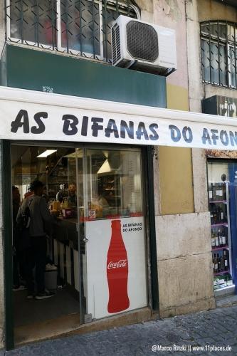 Geheimtipp - As Bifanas Do Afonso