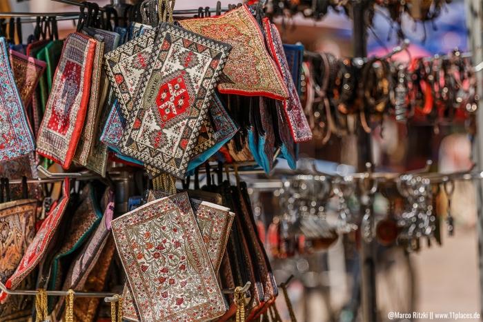 Orientalisches auf dem Alter Basar in Skopje