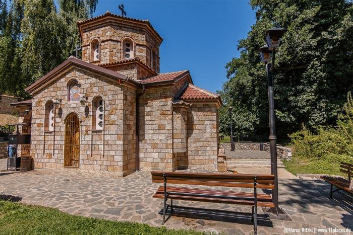 Kleine Kirche St. Petka