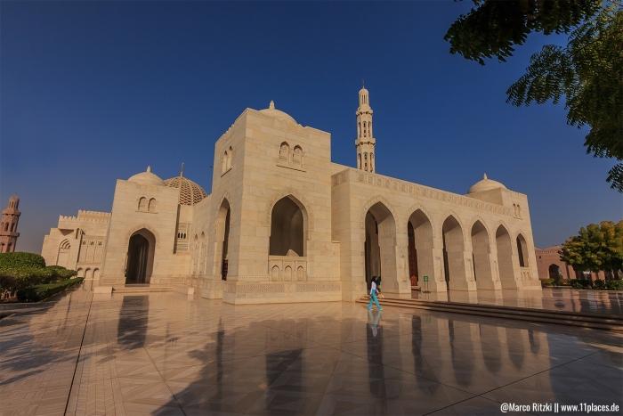 Moschee in Maskat