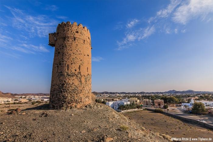 Wachturm von Ibra