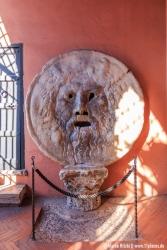 Bocca Della Verita kann kostenlos besichtet werden