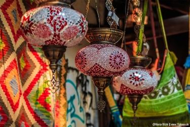 Orientalisches in der  Altstadt von Sarajevo